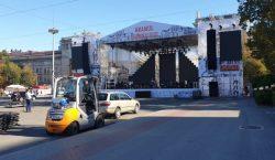 14 октября Кишинев, день города