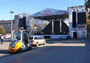 Regata Imobiliare стала спонсором Дня города. Раньше компания судилась смэрией из-за кафе Guguţă