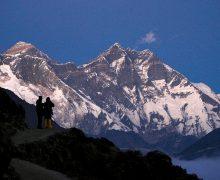 Китай иНепал решили заново измерить высоту Эвереста