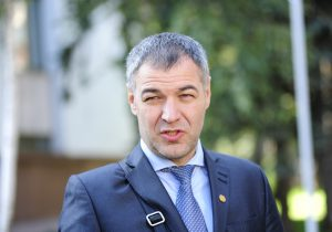 Депутат от ACUM Октавиан Цыку возглавил Партию национального единства