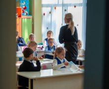 Как вэтом году будут принимать детей впервый класс. Отвечает министр образования