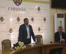 Андрей Нэстасе приостановил полномочия мэра