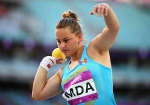 Легкоатлетка изМолдовы Димитриана Сурду вышла вфинал чемпионата мира в Дохе