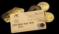 В Британии выпустили первую в мире банковскую карту из чистого…