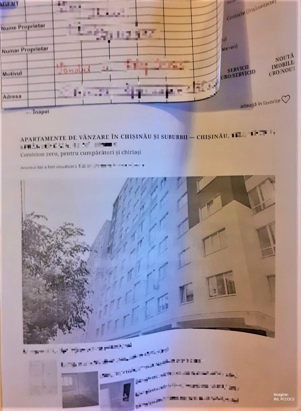 ВКишиневе вофисе компании Class Imobil проходит обыск