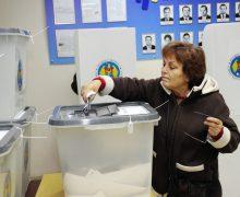Самая высокая явка — в Кондрице, самая низкая — на Чеканах. Как голосуют избиратели в Кишиневе и по стране