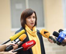 Что будет с правящей коалицией в Молдове? Санду ответила Додону