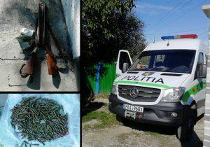 ВКишиневе усудмедэксперта дома нашли боеприпасы иоружие. Онхранил ихнезаконно