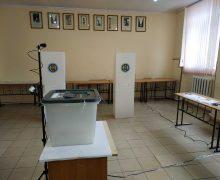 Нулевая явка. Навосемь участков, где голосуют жители Приднестровья, никто непришел