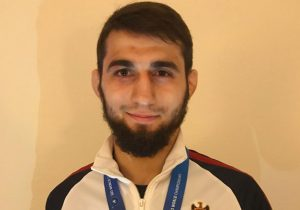 Борец изМолдовы завоевал бронзу начемпионате мира U-23