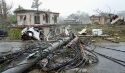 НаЯпонию обрушился самый сильный за последние 60 лет тайфун. Погибли…