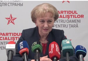 Гречаная призвала блок ACUM создать коалиции с социалистами в районах