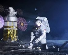 NASA представила новые скафандры для высадки наЛуну иМарс