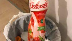 Как слизняк попал в йогурт? Молдавский производительутверждает, что это невозможно
