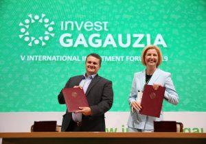 Компания Kaufland Moldova подписала меморандум о сотрудничестве с властями АТО Гагаузия