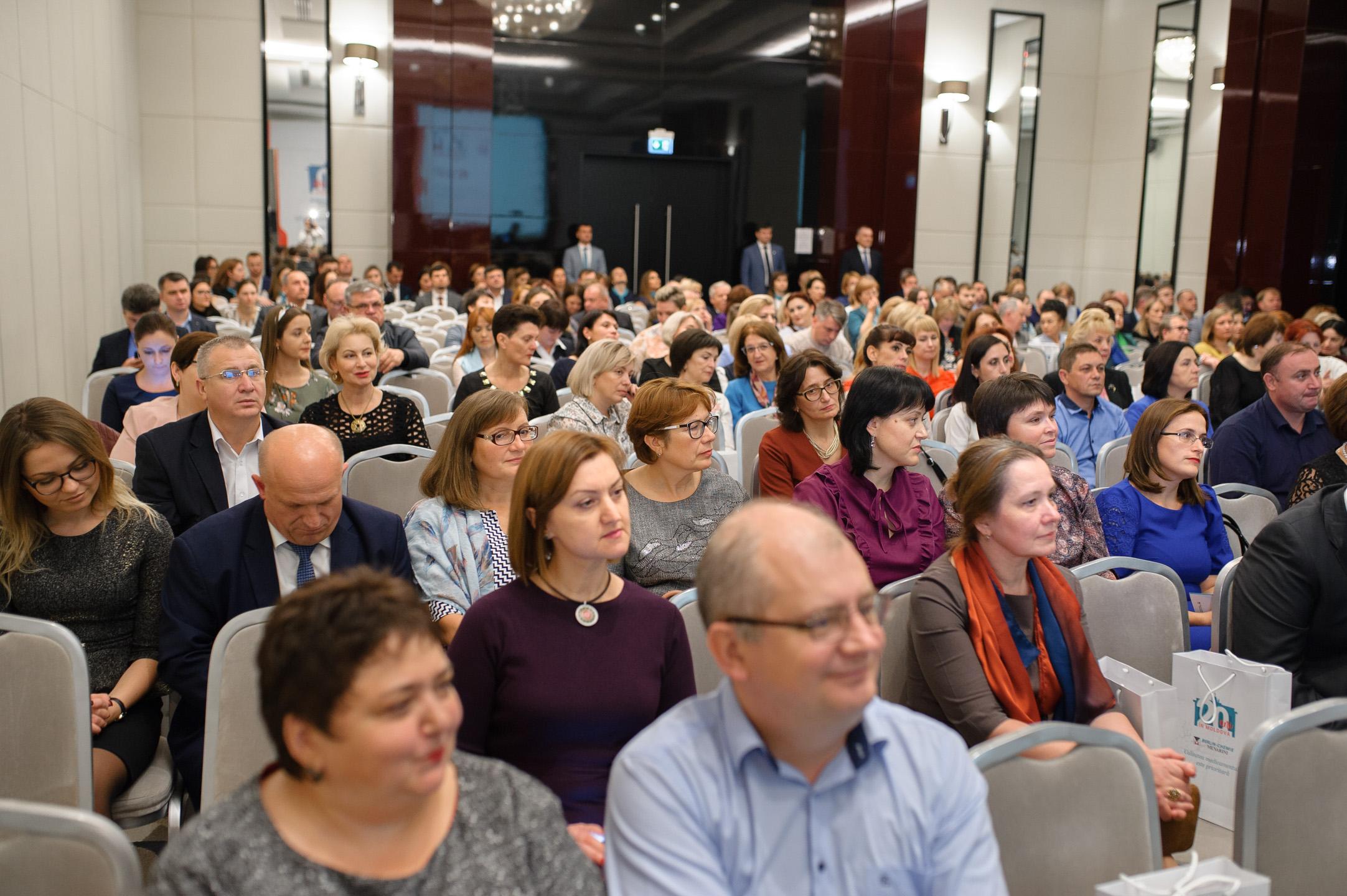 Berlin-Chemie/Menarini la 20 de ani de activitate in Moldova