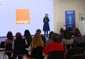 Promovarea şi susţinerea femeilor antreprenoare constituie o direcție strategică a companiei Orange