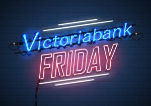Primul Bank Friday din Moldova – Victoriabank Friday