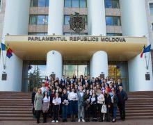Вмолодежном парламенте Молдовы обсудили легализацию марихуаны
