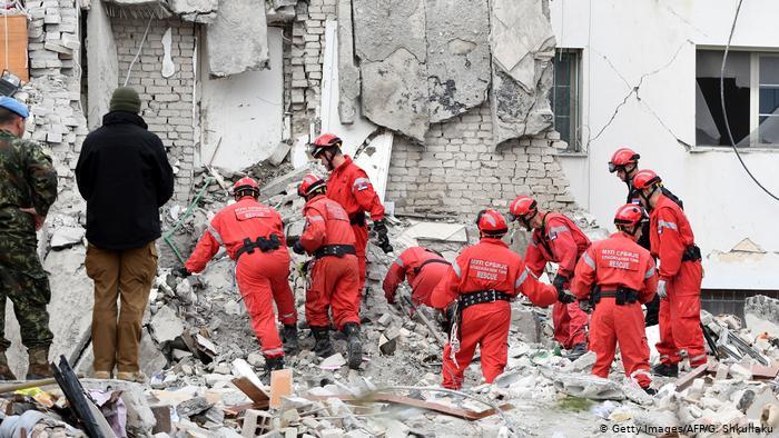 FOTO/VIDEO 31 de morți în urma cutremurului din Albania. Guvernul cere ajutor extern