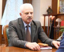 Василий Шова стал послом поособым поручениям при МИДЕИ