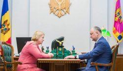 Экс-депутат отДемпартии стала советником Додона