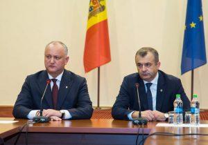Додон: «Обеспокоен провокационной манерой, вкоторой Молдову иееинституты очерняют некоторые евродепутаты»