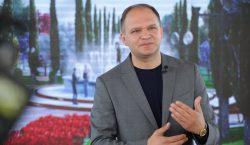 Ион Чебан больше нечлен ПСРМ: «Буду мэром для всех кишиневцев»