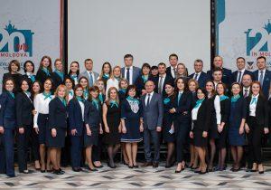 Berlin-Chemie/Menarini — 20 лет деятельности в Молдове