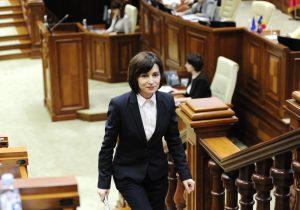 Майю Санду зарегистрировали кандидатом навыборах президента