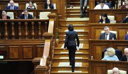 парламент, вотум недоверия, санду