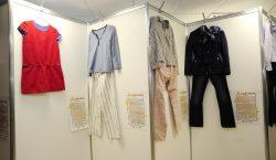 Одежда ни при чем. Как в парламенте открылась выставка одежды…