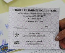 Promo-Lex посчитал голоса на выборах мэра Кишинева. И рассказал о нарушениях