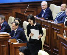 Молдова осталась без правительства. Как отправляли в отставку кабмин Санду. Онлайн NM