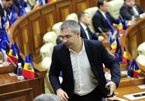 Сергей Сырбу покинул партию Pro Moldova и объявил себя независимым депутатом