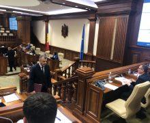 Кабмин вызывают впарламент. Правительство Кику отчитается перед депутатами