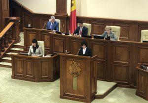 Правительство Санду уходит в отставку. Депутаты проголосовали за вотум недоверия