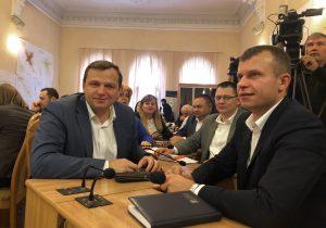 Нэстасе сел в кресло. Экс-глава МВД обещает все изменить в мэрии Кишинева