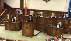 Правительство Молдовы сегодня представит отчёт о100 днях деятельности