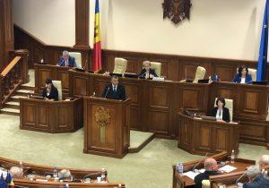 Правительство Молдовы сегодня представит отчет о100 днях деятельности