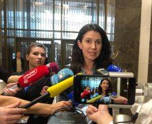 Стамате ответила наобвинения Нагачевского. Кто должен был отменить результаты конкурса на должность генпрокурора?