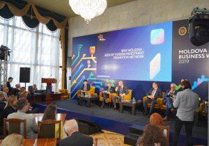 Есть ли бизнес после Плахотнюка? В Кишиневе проходит Moldova Business Week