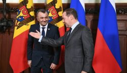 Кику и Медведев обсудили предоставление Россией $300 млн на ремонт…