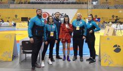 Самбистка из Молдовы выиграла бронзу на Чемпионате мира в Сеуле