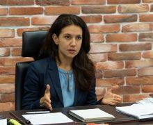 PAS a delegat-o pe Olesea Stamate drept candidat pentru alegerile parlamentare noi de pe circumscripția Hâncești