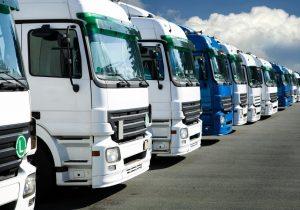Mai multe camioane moldovenești care transportau materiale textile au fost blocate la frontiera cu Turcia