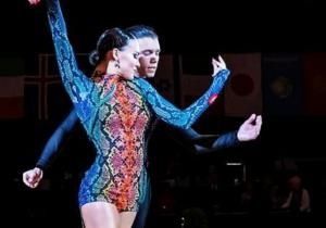 Первые вмире. Молдавская пара собрала «золото» навсех чемпионатах поспортивным танцам WDSF