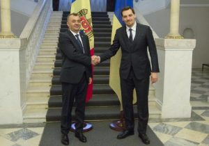 «Украина пообещала поставить Молдове газ иэлектроэнергию». Кику рассказал, почему Киев готов сделать исключение