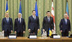 Молдова, Украина, Грузия и Азербайджан договорились о свободной торговле. Кику…