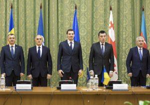 Молдова, Украина, Грузия и Азербайджан договорились о свободной торговле. Кику рассказал об итогах саммита ГУАМ